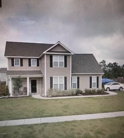 225 Emerald Ridge Road, Jacksonville, NC 28546 (MLS #100193210) :: David Cummings Real Estate Team