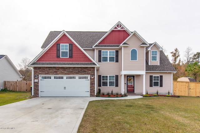 436 Mccall Drive, Jacksonville, NC 28540 (MLS #100193214) :: RE/MAX Elite Realty Group