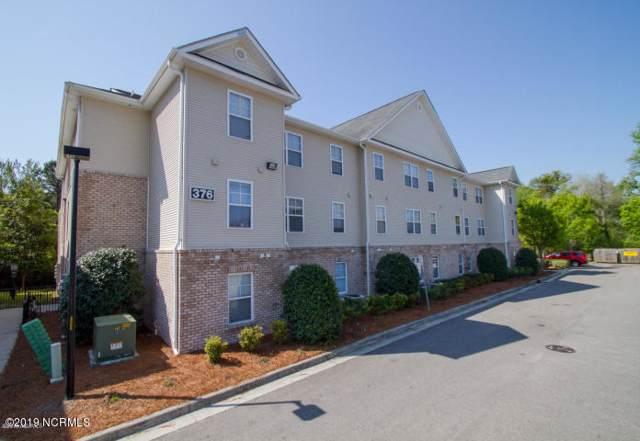 376 S Kerr Avenue #306, Wilmington, NC 28403 (MLS #100193229) :: CENTURY 21 Sweyer & Associates