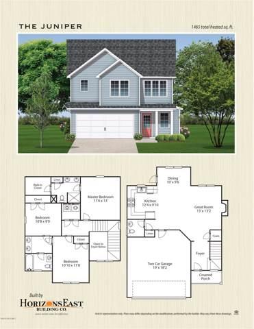 121 Pembury Way Lot 132, Richlands, NC 28574 (MLS #100193240) :: RE/MAX Elite Realty Group