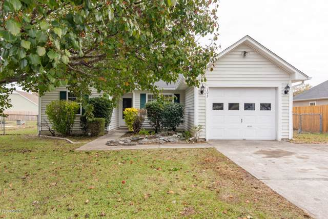 103 Eastgate Drive, Jacksonville, NC 28540 (MLS #100193268) :: Courtney Carter Homes