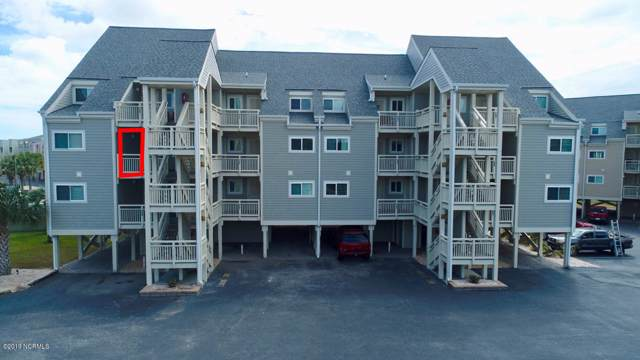 1000 Caswell Beach Road #802, Oak Island, NC 28465 (MLS #100193288) :: The Bob Williams Team