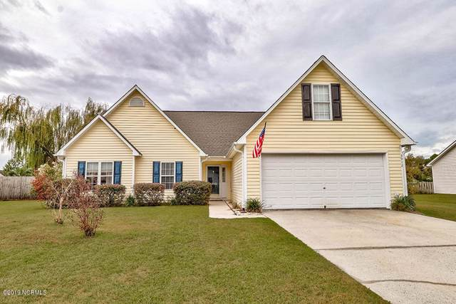 3912 Claymore Drive, Wilmington, NC 28405 (MLS #100193290) :: The Keith Beatty Team