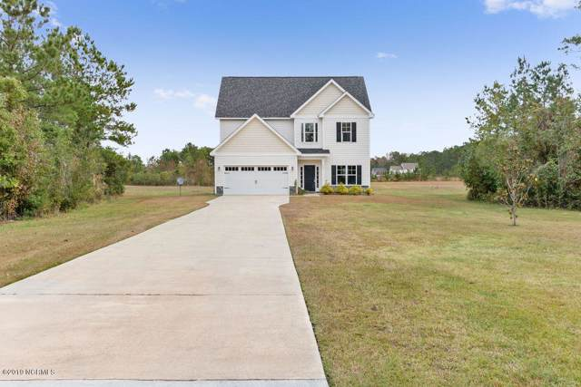 500 Riggs Road, Hubert, NC 28539 (MLS #100193309) :: CENTURY 21 Sweyer & Associates