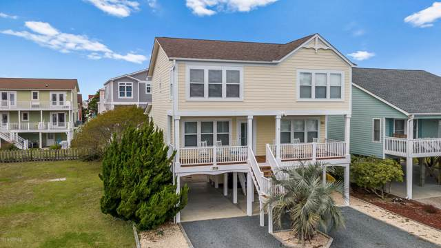 119 Marsh Walk, Holden Beach, NC 28462 (MLS #100193310) :: SC Beach Real Estate