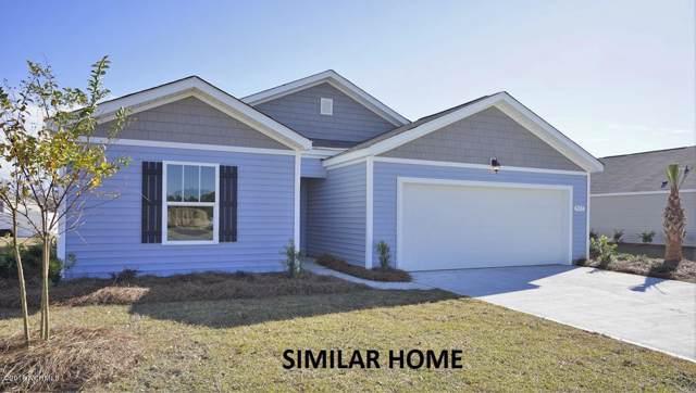 577 Morris Landing Ridge #26, Holly Ridge, NC 28445 (MLS #100193316) :: The Tingen Team- Berkshire Hathaway HomeServices Prime Properties