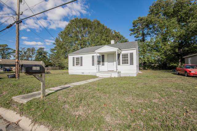 110 Cox Avenue, Jacksonville, NC 28540 (MLS #100193328) :: Courtney Carter Homes