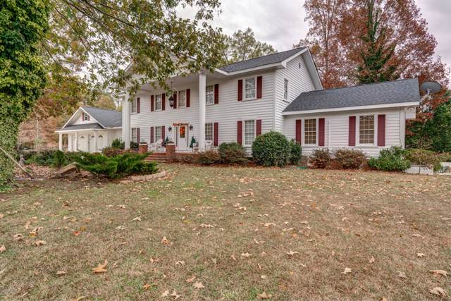2400 Horseshoe Drive, Rocky Mount, NC 27804 (MLS #100193337) :: The Oceanaire Realty