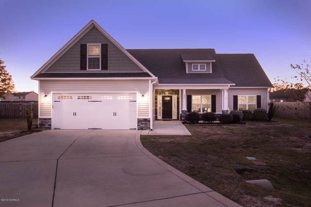 224 Adagio Trail, Richlands, NC 28574 (MLS #100193350) :: Courtney Carter Homes