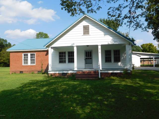 916 Aberdeen Road, Laurinburg, NC 28352 (MLS #100193352) :: Vance Young and Associates