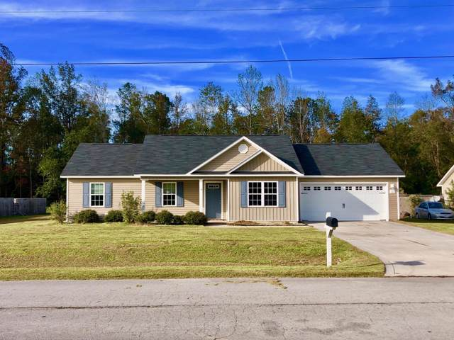 127 Woodbury Farm Drive, Jacksonville, NC 28540 (MLS #100193355) :: Courtney Carter Homes
