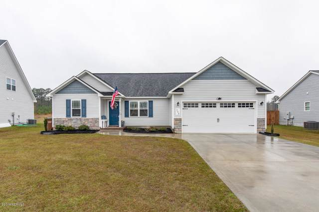 308 Murphy Drive, Jacksonville, NC 28540 (MLS #100193362) :: Courtney Carter Homes
