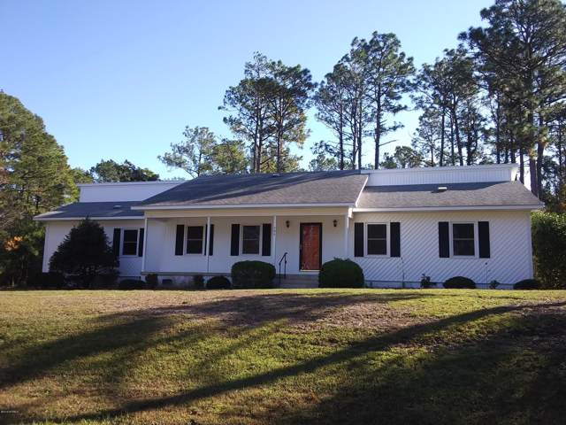 292 Star Hill Drive, Cape Carteret, NC 28584 (MLS #100193363) :: Barefoot-Chandler & Associates LLC