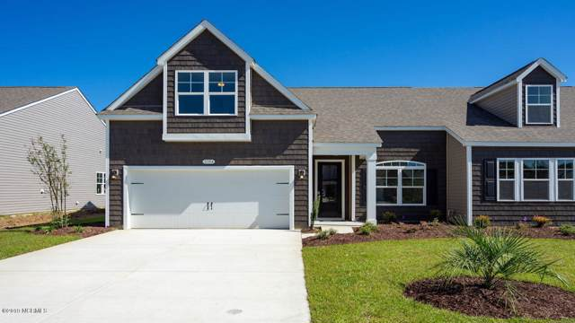 3015 Cedar Creek Lane Brookhaven 396, Carolina Shores, NC 28467 (MLS #100193369) :: Courtney Carter Homes