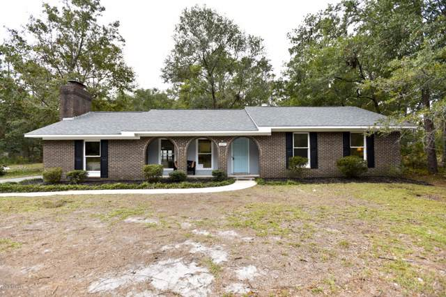 307 Yaupon Drive, Southport, NC 28461 (MLS #100193371) :: CENTURY 21 Sweyer & Associates