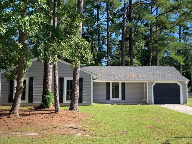 636 Shadowridge Road, Jacksonville, NC 28546 (MLS #100193385) :: Courtney Carter Homes