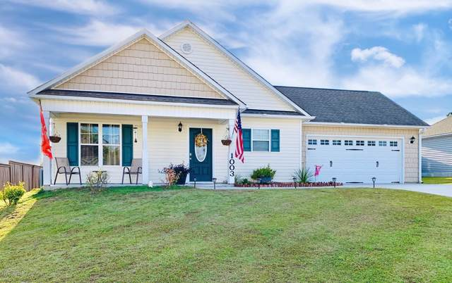1003 Ponderosa Place, Jacksonville, NC 28546 (MLS #100193389) :: Courtney Carter Homes