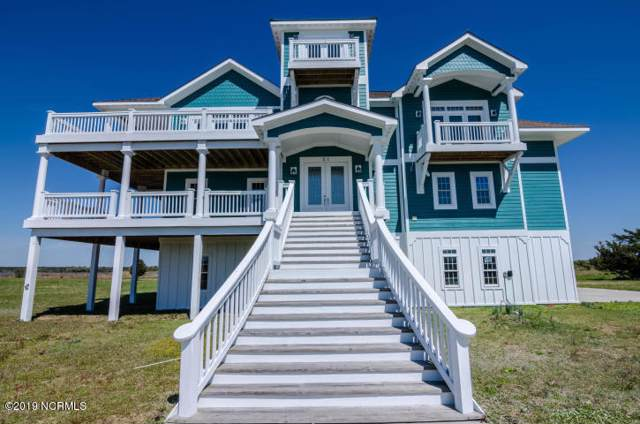 21 Hunter Heath Drive, North Topsail Beach, NC 28460 (MLS #100193390) :: The Keith Beatty Team
