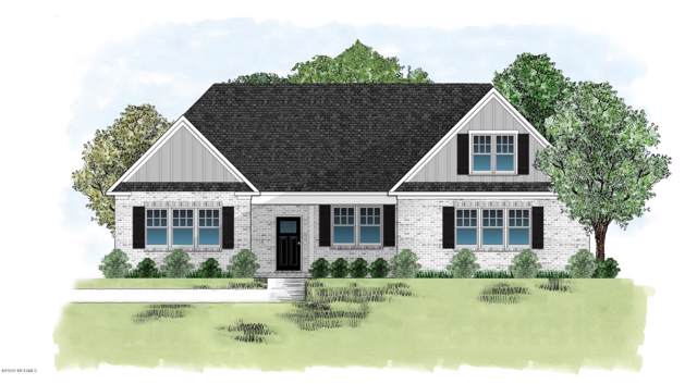 646 Crown Pointe Drive, Hampstead, NC 28443 (MLS #100193426) :: The Keith Beatty Team