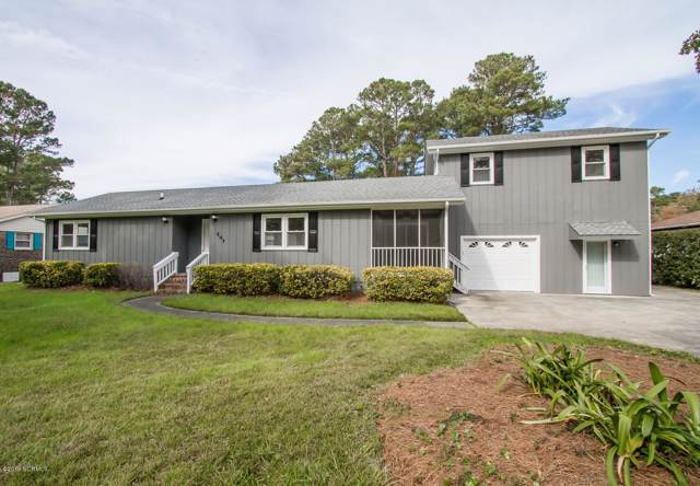 207 Shoreline Drive E, Sunset Beach, NC 28468 (MLS #100193451) :: Castro Real Estate Team