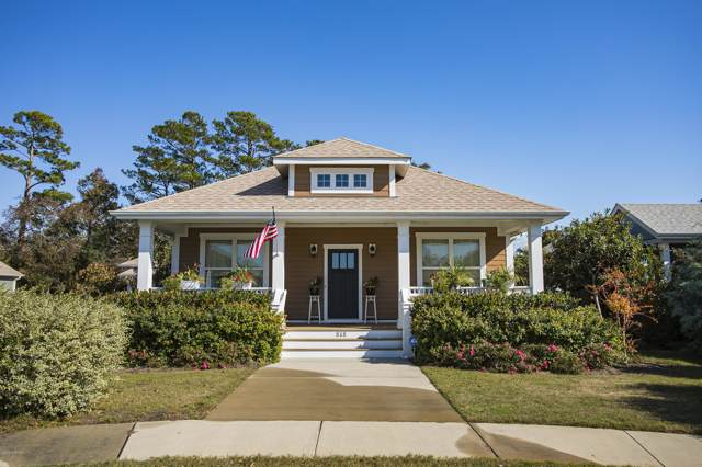 818 Cades Trail, Southport, NC 28461 (MLS #100193454) :: Donna & Team New Bern