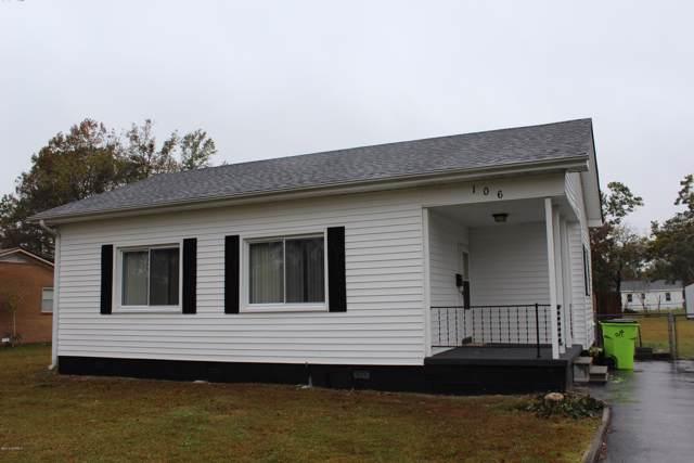106 Speight Street, Havelock, NC 28532 (MLS #100193468) :: Courtney Carter Homes