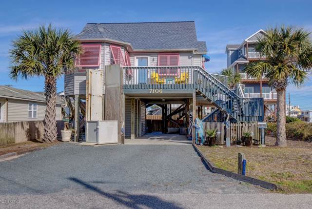 7106 11th Avenue, North Topsail Beach, NC 28460 (MLS #100193489) :: The Oceanaire Realty