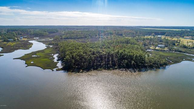 0 The Hills Lane, Beaufort, NC 28516 (MLS #100193527) :: Coldwell Banker Sea Coast Advantage