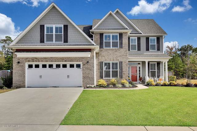 788 Heartwood Drive, Winnabow, NC 28479 (MLS #100193545) :: Berkshire Hathaway HomeServices Hometown, REALTORS®
