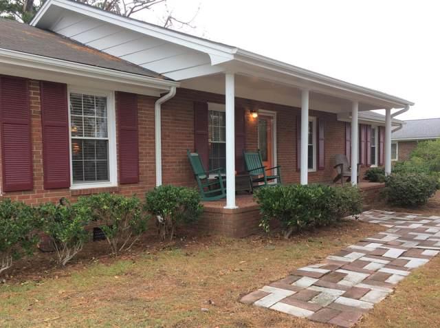 3620 Country Club Road, Morehead City, NC 28557 (MLS #100193567) :: Barefoot-Chandler & Associates LLC