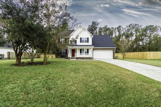 301 Ashley Meadow Lane, Jacksonville, NC 28546 (MLS #100193580) :: Donna & Team New Bern