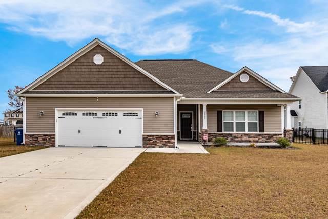 2961 Calla Lilly Lane, Winterville, NC 28590 (MLS #100193597) :: Berkshire Hathaway HomeServices Hometown, REALTORS®