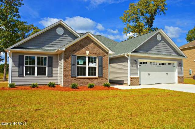 145 Finch Lane Lane, New Bern, NC 28560 (MLS #100193609) :: The Tingen Team- Berkshire Hathaway HomeServices Prime Properties