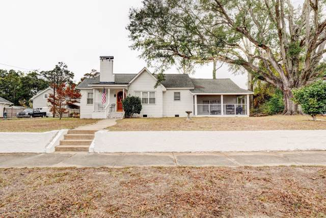2036 Van Buren Street, Wilmington, NC 28401 (MLS #100193621) :: The Keith Beatty Team