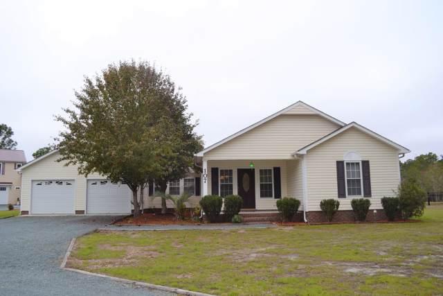 107 Stump Sound Church Road, Holly Ridge, NC 28445 (MLS #100193656) :: CENTURY 21 Sweyer & Associates