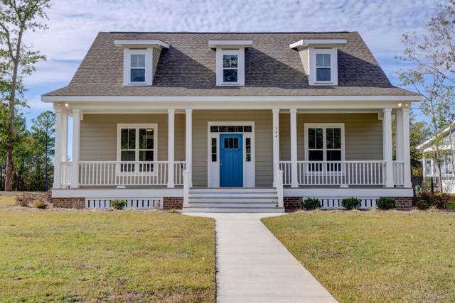 700 Windward Lane, Swansboro, NC 28584 (MLS #100193664) :: Courtney Carter Homes