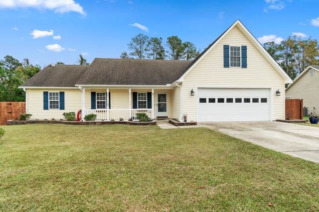 1164 Tebo Road, New Bern, NC 28562 (MLS #100193672) :: The Tingen Team- Berkshire Hathaway HomeServices Prime Properties