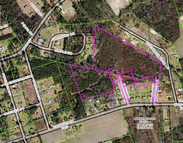 Off Blind Bridge Road, Magnolia, NC 28453 (MLS #100193683) :: CENTURY 21 Sweyer & Associates