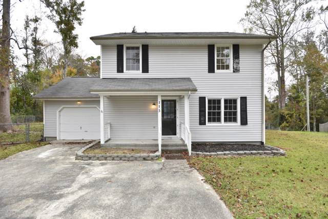 115 Bristol Lane, Havelock, NC 28532 (MLS #100193687) :: Barefoot-Chandler & Associates LLC