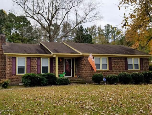 1535 Blacksmith Lane, Greenville, NC 27834 (MLS #100193692) :: The Keith Beatty Team