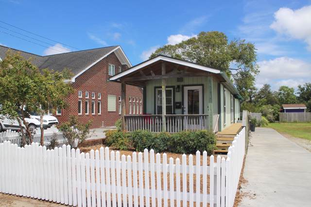 507 Cedar Street, Beaufort, NC 28516 (MLS #100193695) :: Coldwell Banker Sea Coast Advantage