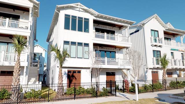22 Seagull Street B, Wrightsville Beach, NC 28480 (MLS #100193720) :: RE/MAX Essential