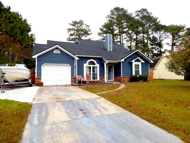 106 Honey Tree Court, Midway Park, NC 28544 (MLS #100193729) :: Donna & Team New Bern