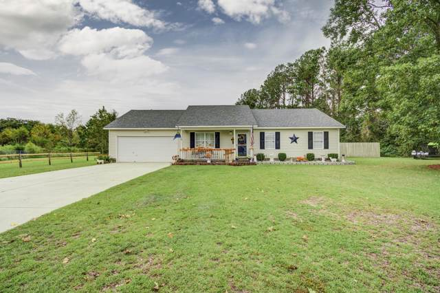 122 Meadow Farms Road, Richlands, NC 28574 (MLS #100193730) :: Courtney Carter Homes