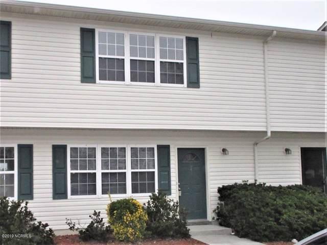 11 Pirates Cove Drive, Swansboro, NC 28584 (MLS #100193741) :: Berkshire Hathaway HomeServices Hometown, REALTORS®