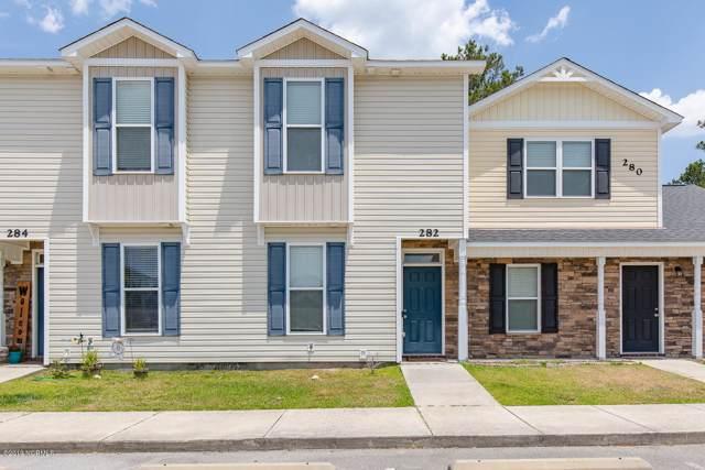282 Caldwell Loop, Jacksonville, NC 28546 (MLS #100193755) :: Berkshire Hathaway HomeServices Hometown, REALTORS®