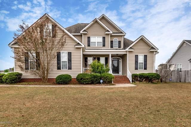 496 Branchwood Drive, Winterville, NC 28590 (MLS #100193759) :: CENTURY 21 Sweyer & Associates