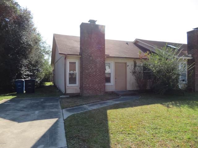 340 W Frances Street, Jacksonville, NC 28546 (MLS #100193773) :: Berkshire Hathaway HomeServices Hometown, REALTORS®