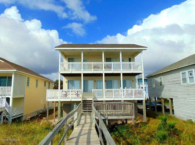 636 Fort Fisher Boulevard N, Kure Beach, NC 28449 (MLS #100193807) :: The Chris Luther Team