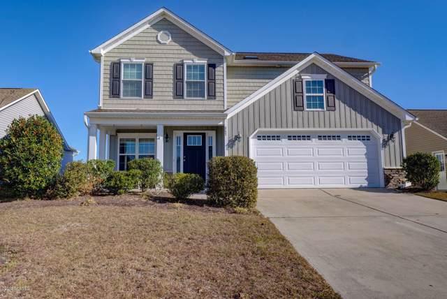 357 Rose Bud Lane, Holly Ridge, NC 28445 (MLS #100193818) :: Berkshire Hathaway HomeServices Hometown, REALTORS®